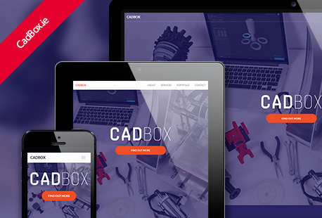 cadbox-website